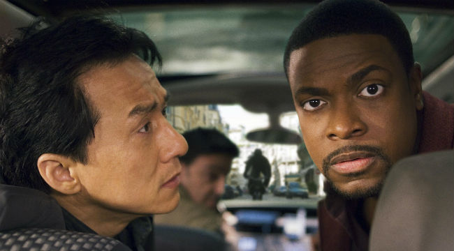 Chris Tucker And Jackie Chan Are Either Teasing 'Rush Hour 4