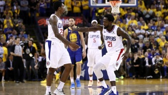 Let's Enjoy The Fact That The Clippers Never Quit