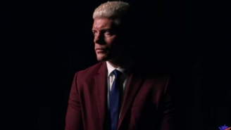 A WWE Veteran Was Revealed As Cody's Opponent For AEW Double Or Nothing