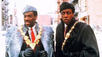 'It's Official!': The 'Coming To America' Sequel Is Underway, Starting With This Eddie Murphy And Arsenio Hall Reunion