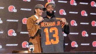 Odell Beckham Jr.'s Trade To The Browns Is One Of The 'Best Things That's Ever Happened' To Him