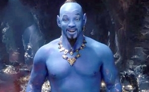 Will Smith's Favorite Genie Meme Is A Cursed Sight To Behold