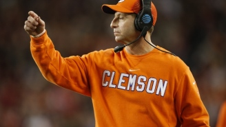 Clemson Coach Dabo Swinney Received A $93 Million Contract, The Largest In College Football History