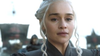 Emilia Clarke Turned Down 'Fifty Shades Of Grey' Over 'Game Of Thrones' Nudity Concerns