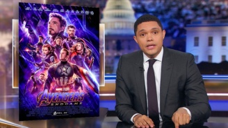 'The Daily Show' Walks Through Some Impractical Ways To Avoid 'Avengers: Endgame' Spoilers
