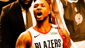 A Complete Breakdown Of Everything Leading To Damian Lillard's Series-Clinching Three
