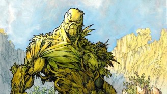 DC Universe Reveals A First Look At Its 'Swamp Thing' Series While Denying Reports Of Business Troubles