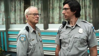 Adam Driver And Bill Murray Are Zombie-Hunting Cops In Jim Jarmusch's 'The Dead Don't Die' Trailer