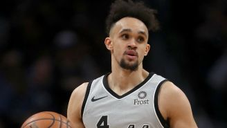 Derrick White's Career-Best Night Pushed The Spurs To A Pivotal Game 3 Win Over The Nuggets