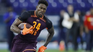 D.K. Metcalf Is Ready To Prove He's More Than Just A Great Athlete