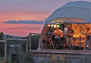 Montana's Norris Hot Springs Is The Nation's Most Calming Music Venue