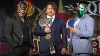 NJPW Might Have Just Released The 2019 Best Of The Super Juniors Lineup Two Weeks Early