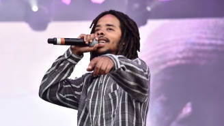 Earl Sweatshirt Kicked A Fan Out Of His Show For Throwing A Beer Onstage