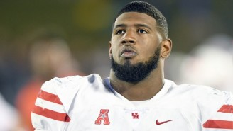 Ed Oliver Talks Changing Positions For The NFL And Why Horses Aren't Dangerous