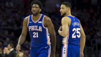 Ben Simmons And Joel Embiid Dominated As The Sixers Evened Things With The Nets