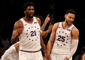 A 'Dominant' Game From Joel Embiid Has The Sixers On The Cusp Of The Second Round