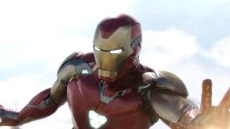 Thanos Finally Appears In The New 'Avengers: Endgame' Teaser