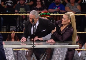 Bret Hart Got Attacked By A Fan During His WWE Hall Of Fame Speech
