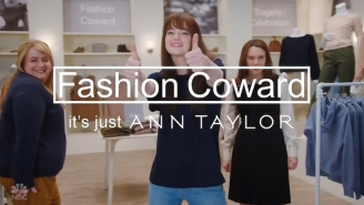 'SNL' Helps Women Who Hate Clothes Shop With 'Fashion Coward'