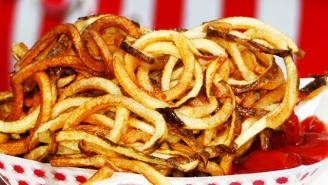 From Curly To Crinkle: The Definitive Ranking Of Fries