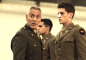 George Clooney Makes His Return To Television In Hulu's 'Catch-22' Trailer