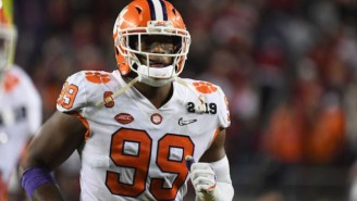 Clelin Ferrell Wants To Be This Generation's Dwight Freeney