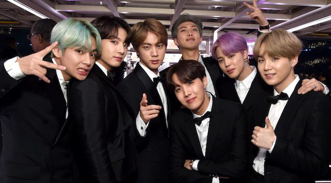 Every Single Track On BTS' 'Persona' Debuted In The