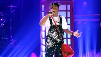 Juice WRLD Gave A Heartfelt Late Night Performance Of 'Hear Me Calling'