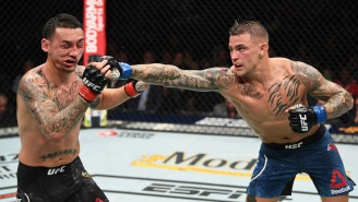 Dustin Poirier Defeated Max Holloway To Win The Interim Lightweight Championship