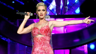 Katy Perry Made A Surprise Appearance At Coachella 2019 During Zedd's Set