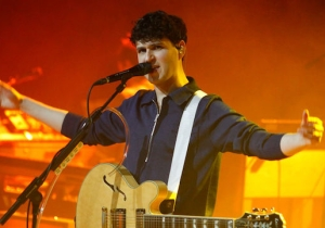 Vampire Weekend's New Album Includes Songs About Palestine And Whiteness