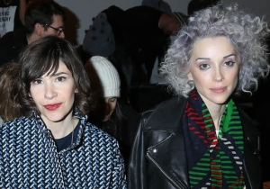 St. Vincent And Carrie Brownstein Wrote A Concert Tour Film