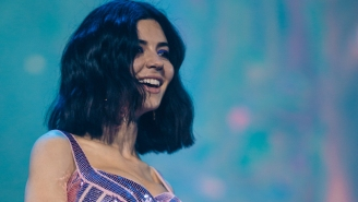 Marina Surprise Dropped The First Half Of Her Double Album 'Love And Fear'