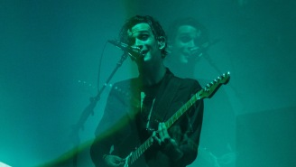 The 1975 Cancelled Their Red Rocks Show Due To Adverse Weather