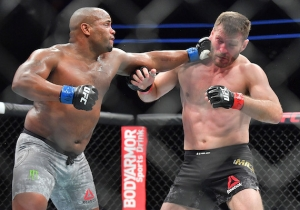 Stipe Miocic's Rematch Against Daniel Cormier Is Reportedly 'In The Works' For UFC 241
