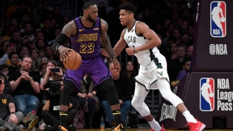 Giannis Antetokounmpo Reportedly Turned Down A Role In 'Space Jam 2'