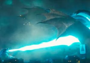 Godzilla Goes Toe-To-Toe With King Ghidorah In The Majestic 'King Of The Monsters' Final Trailer
