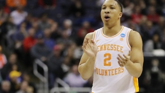 Celtics Draftee Grant Williams Calls Kyrie's Flat Earth Theory 'Scientifically Not True'