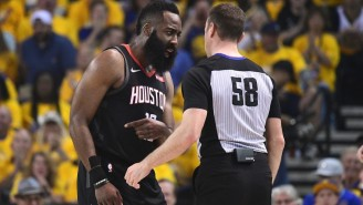 Vegas Has Opened A Prop Bet On The Number Of Fouls Called In Warrior-Rockets Game 2
