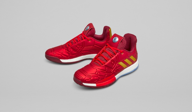 Adidas, Marvel Teamed Up For A