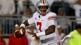 Dwayne Haskins Proclaims 'The League Done Messed Up' After He Fell To 15th In The 2019 NFL Draft