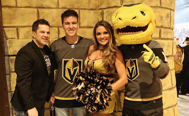 Jeopardy!' Champion James Holzhauer Loves The Vegas Golden Knights