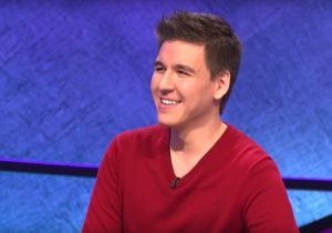 James Holzhauer Donated Some Of His 'Jeopardy!' Winnings To A Cancer Walk In Alex Trebek's Name