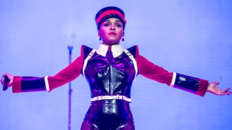 Janelle Monáe Has A Twerk-Off With Lizzo At Coachella After Coming Out To Her In A Recent Interview