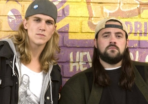 Kevin Smith Enlists One Of Marvel's Avengers For 'Jay And Silent Bob Reboot'