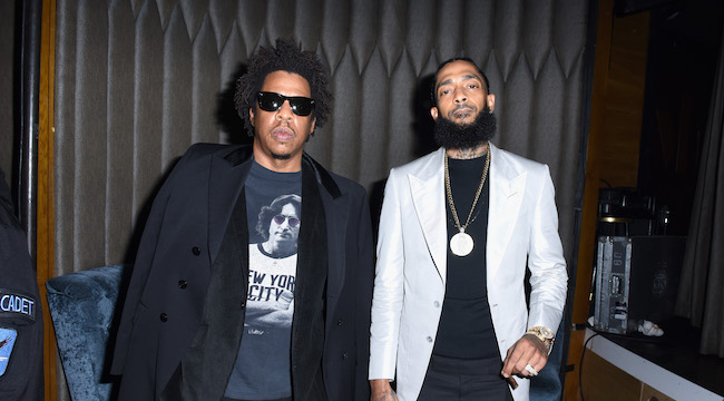 Nipsey Hussle's Albums Have All Been Added To Tidal's New Music Page