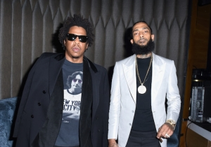 Jay-Z's Tidal Added All Of Nipsey Hussle's Albums To Its New Albums Page