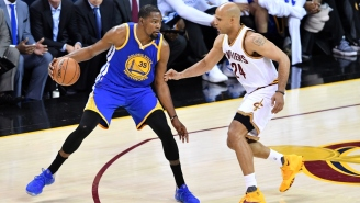 KD Responded To Richard Jefferson Saying The Warriors Got Their 'Big Brother' After The 2016 Finals
