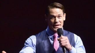 Watch John Cena Spit Hokey Battle Raps At Wrestlemania As His 'Doctor Of Thuganomics' Persona