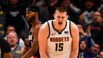 Nikola Jokic Asserted His Dominance In Game 1 Against The Blazers